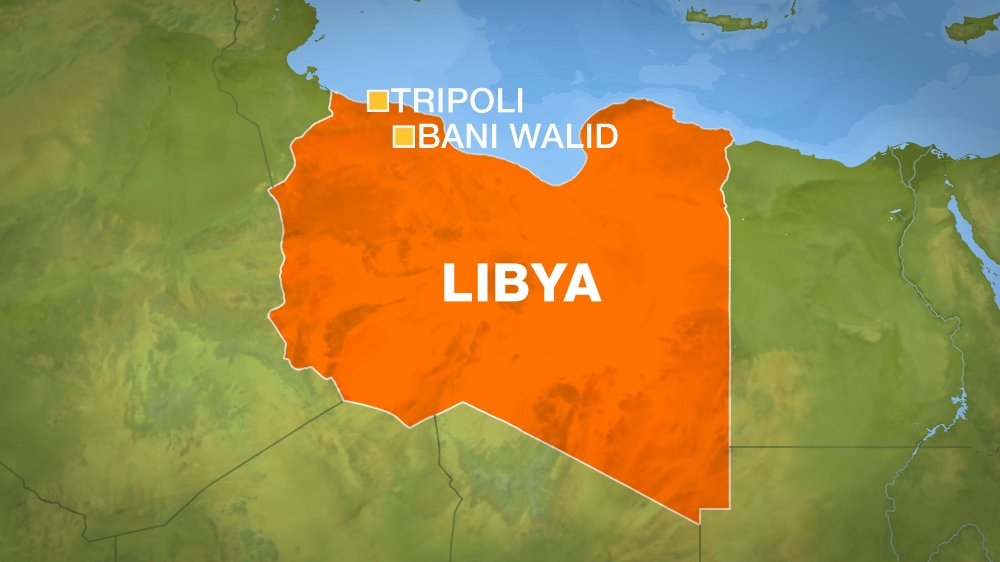 23 killed as truck carrying migrants overturns in Libya
