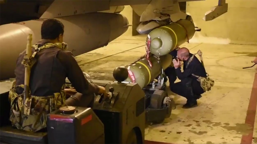 Amnesty raises alarm over Egypt's cluster-bomb video