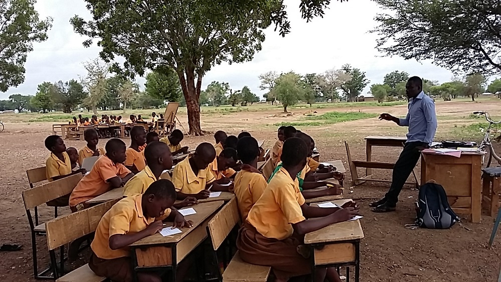 Q&A: The reality of free education for all in Ghana