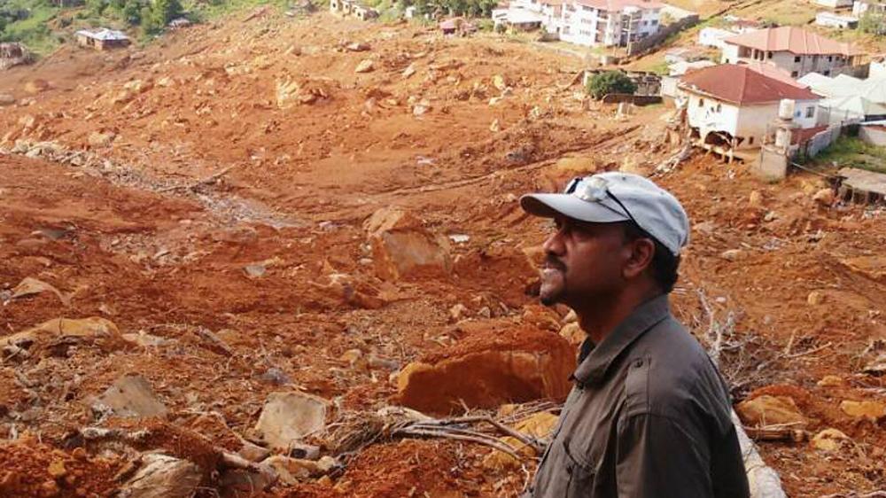 The day the mountain fell: Sierra Leone's mudslide | Sierra Leone