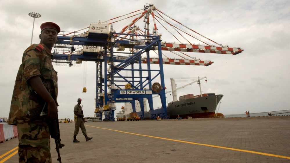 Djibouti seizes control of Dubai-run Dolareh port