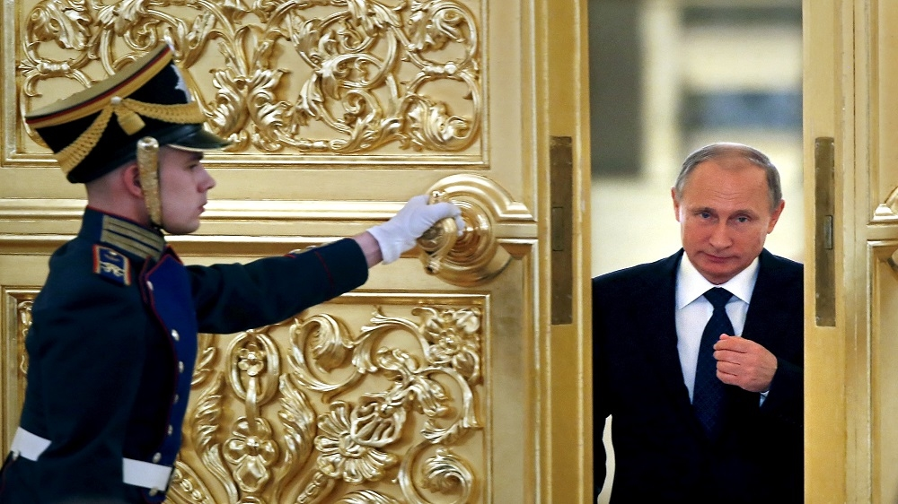 Russia elections: President Putin for life?