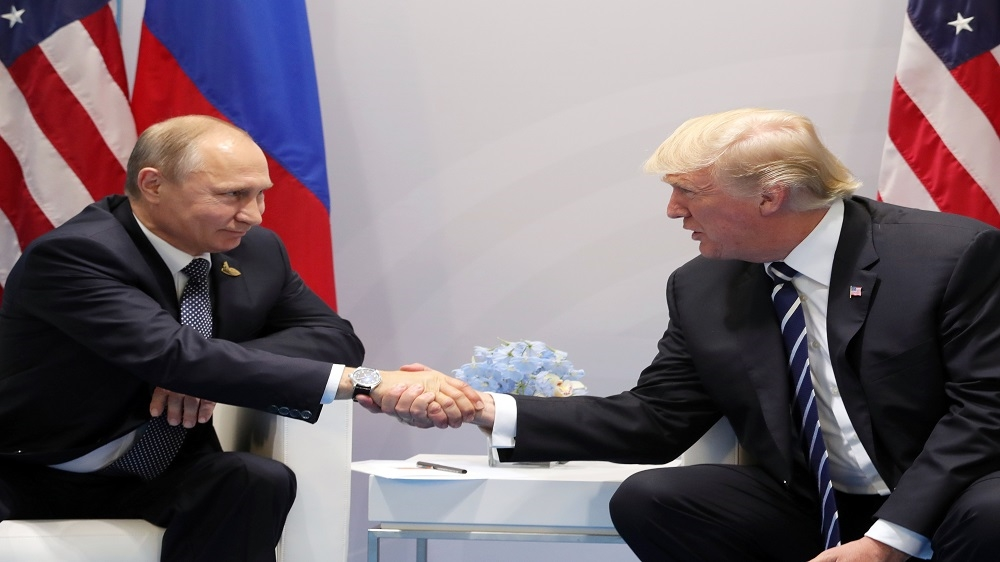Russia and the US: Who is undermining democracy?