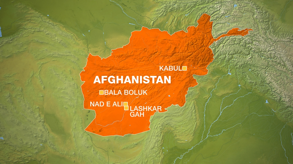 String of deadly attacks in Afghanistan kills at least 24 people, incl. 20 soldiers