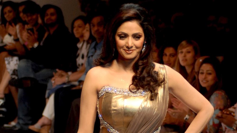 Sridevi: Bollywoods first female superstar