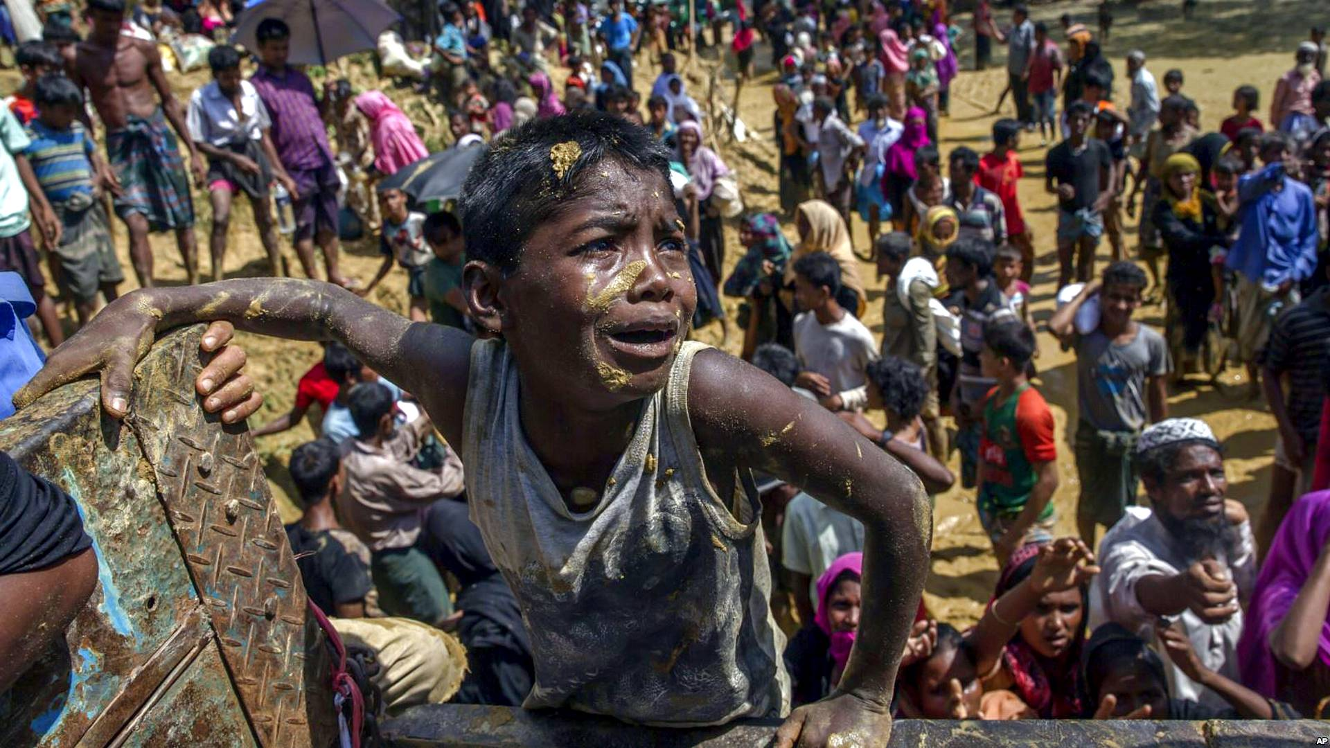Image result for Will Myanmar respond to Rohingya refugees' demands? video : Al Jazeera