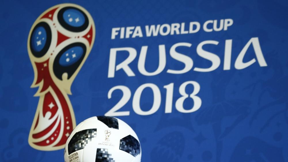 5e5efe9d2 Russia to use Pakistan's footballs in 2018 world cup | News | Al Jazeera