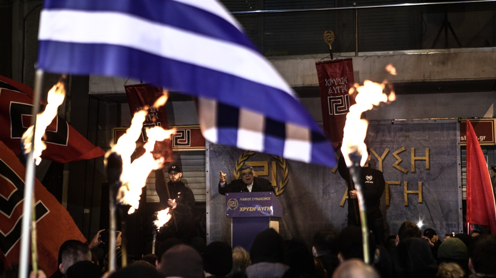 Greeks protest in festering name dispute with Macedonia