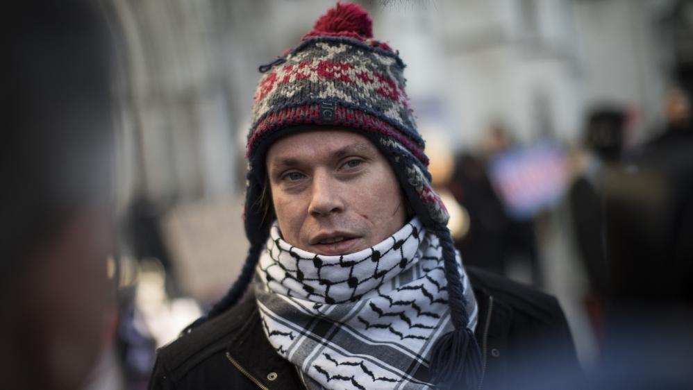 Lauri Love: Julian Assange has been put on sacrificial altar