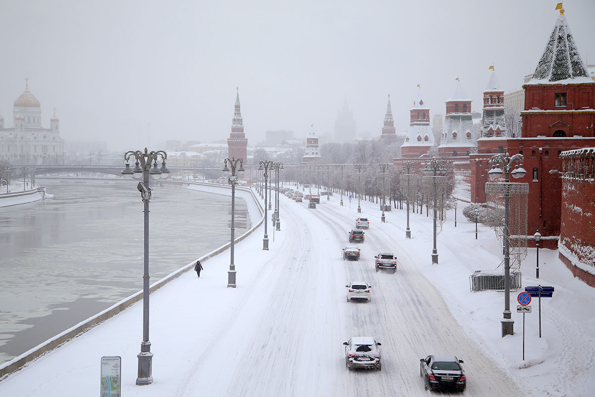 How to find a person in Moscow