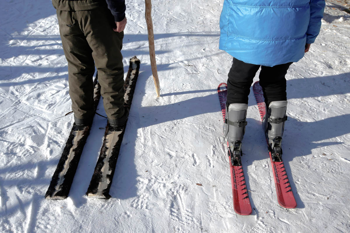Preserving skiing's origins in China's remote west | | Al