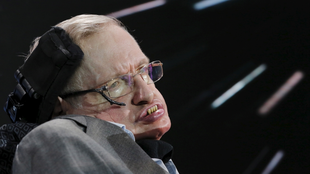 How Stephen Hawking supported the Palestinian cause