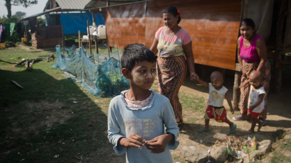United Nations seeks almost $1 billion for Rohingyas who fled Myanmar
