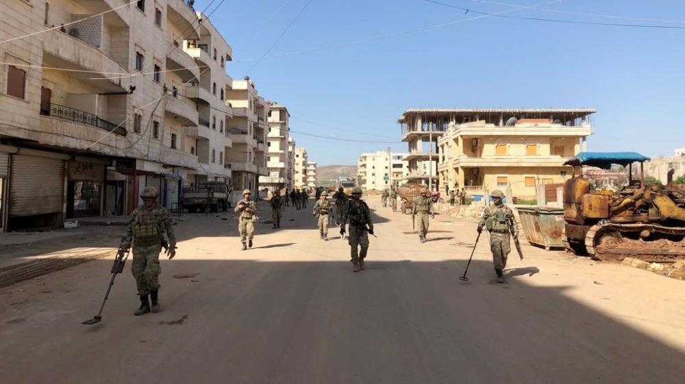 Erdogan vows to extend Turkey's operation to northeastern Syria