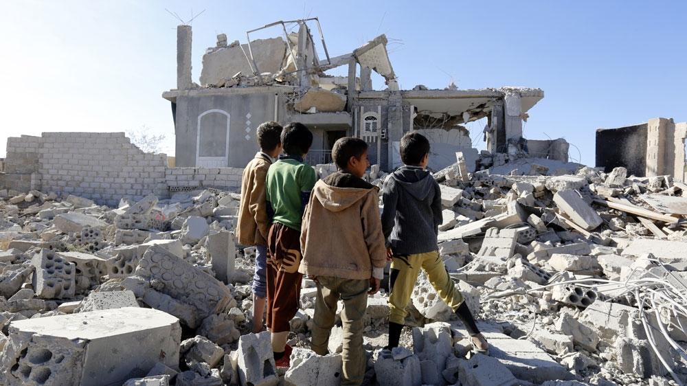 Activists renew call to end Yemen war after US senate bill falure | Al Jazeera