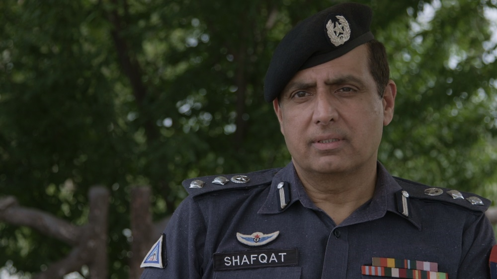 Shafqat Malik: 'At the gate of the warzone'