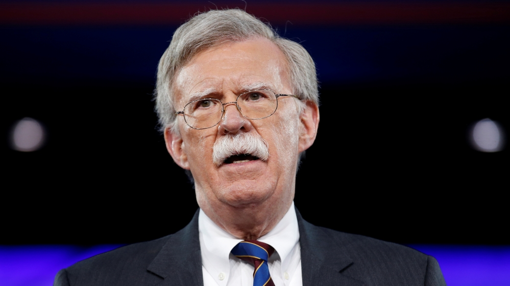 US: Who is John Bolton? | Al Jazeera