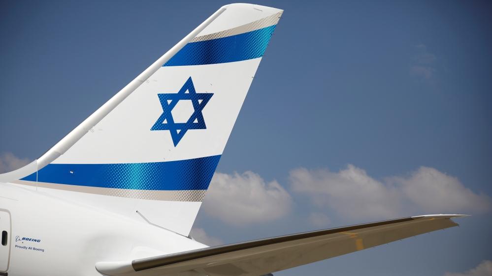 First India-Israel flight over Saudi airspace angers El Al   Al Jazeera