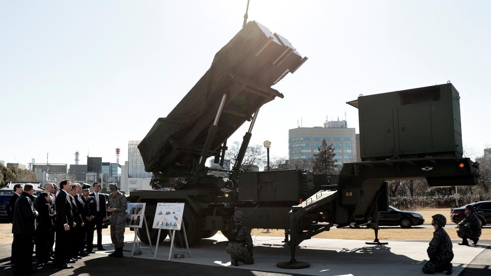 Turkey still in talks to buy US Patriot missiles   Al Jazeera