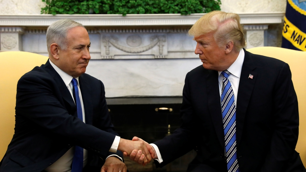 What Will Trumps Ultimate Deal Mean For Palestinians Trump