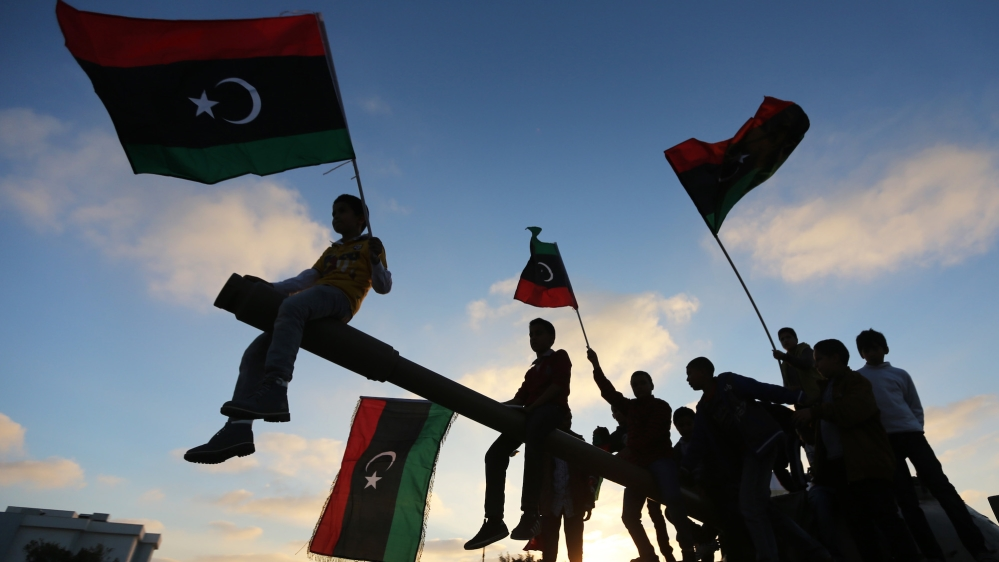 Regional interference is threatening Libya's future as one state