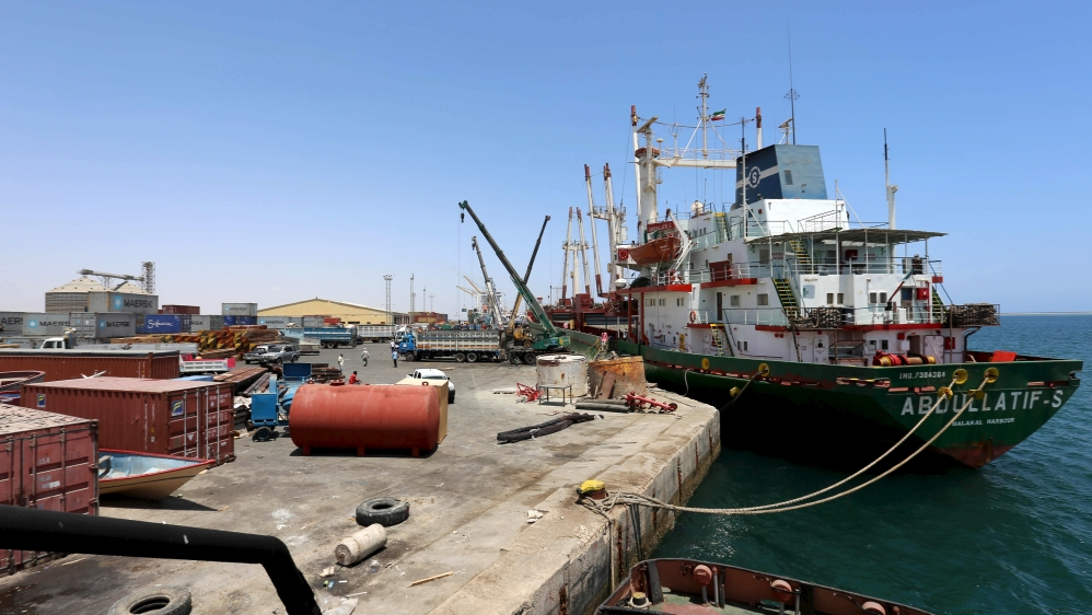 Somalia warns Dubai Ports World against violating its sovereignty ...