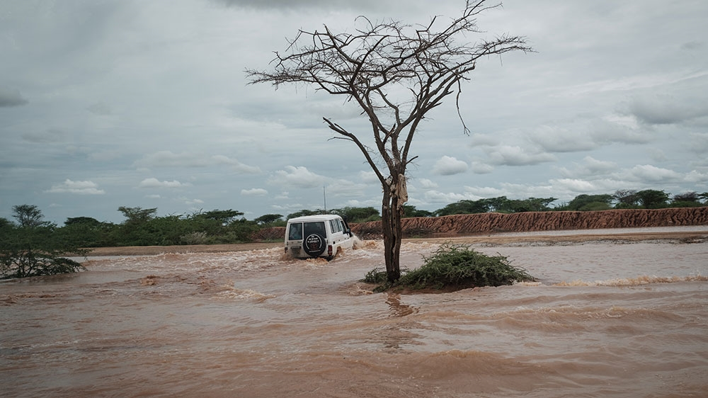 Severe Weather Hits Kenya Leaving Five Dead