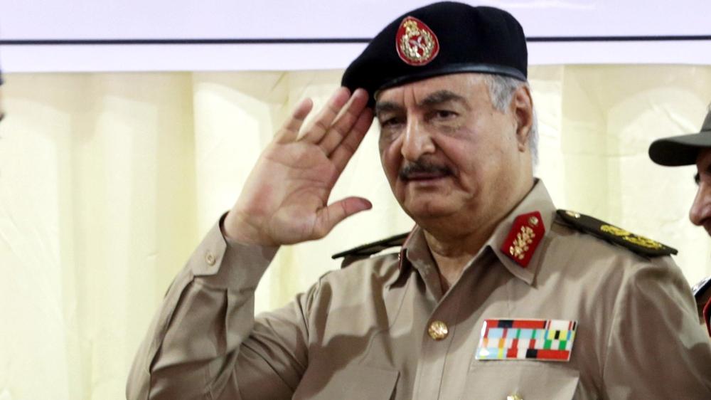 Бесполетная зона для боевой авиации введена на западе Ливии