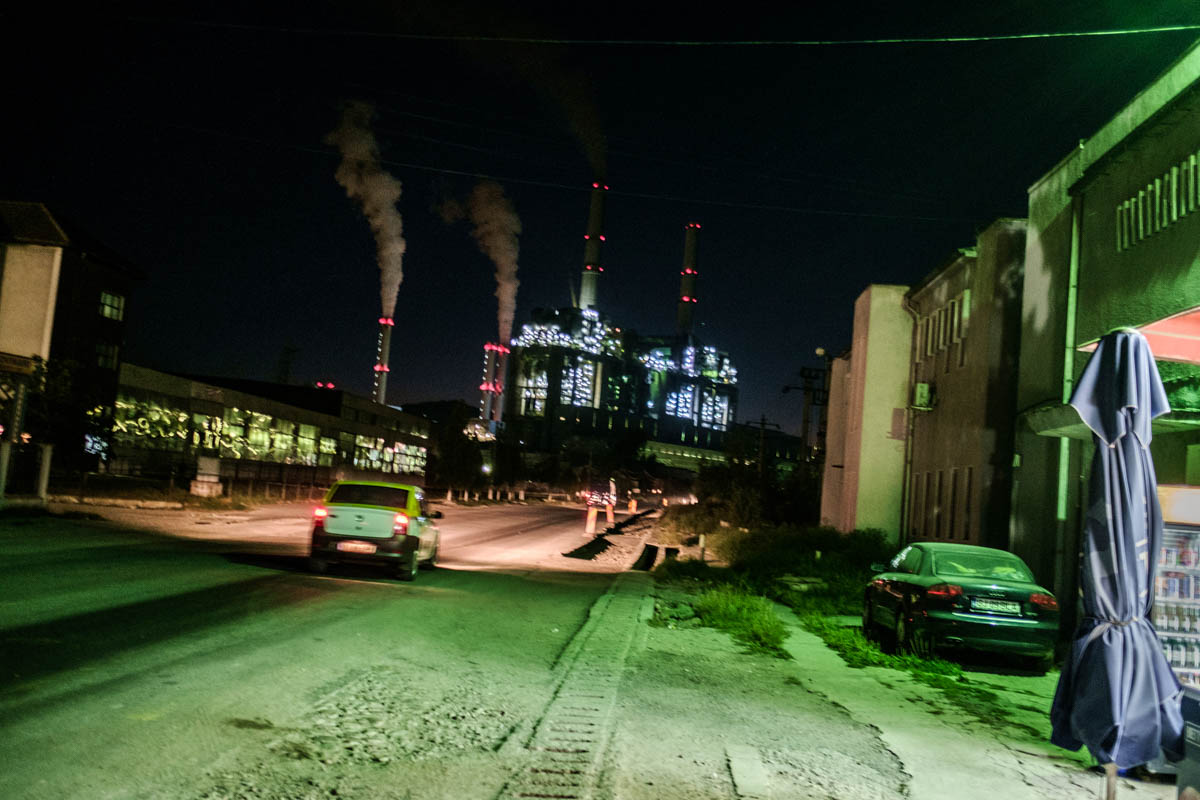 State-owned Complexul Energetic Oltenia (CEO) is Romania's largest coal energy producer, with the capacity to provide a third of the country's consumption. [Mihai Stoica/Al Jazeera]