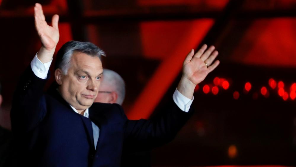 Big Turnout In Tunisia >> Hungary elections: Prime Minister Viktor Orban declares victory | News | Al Jazeera