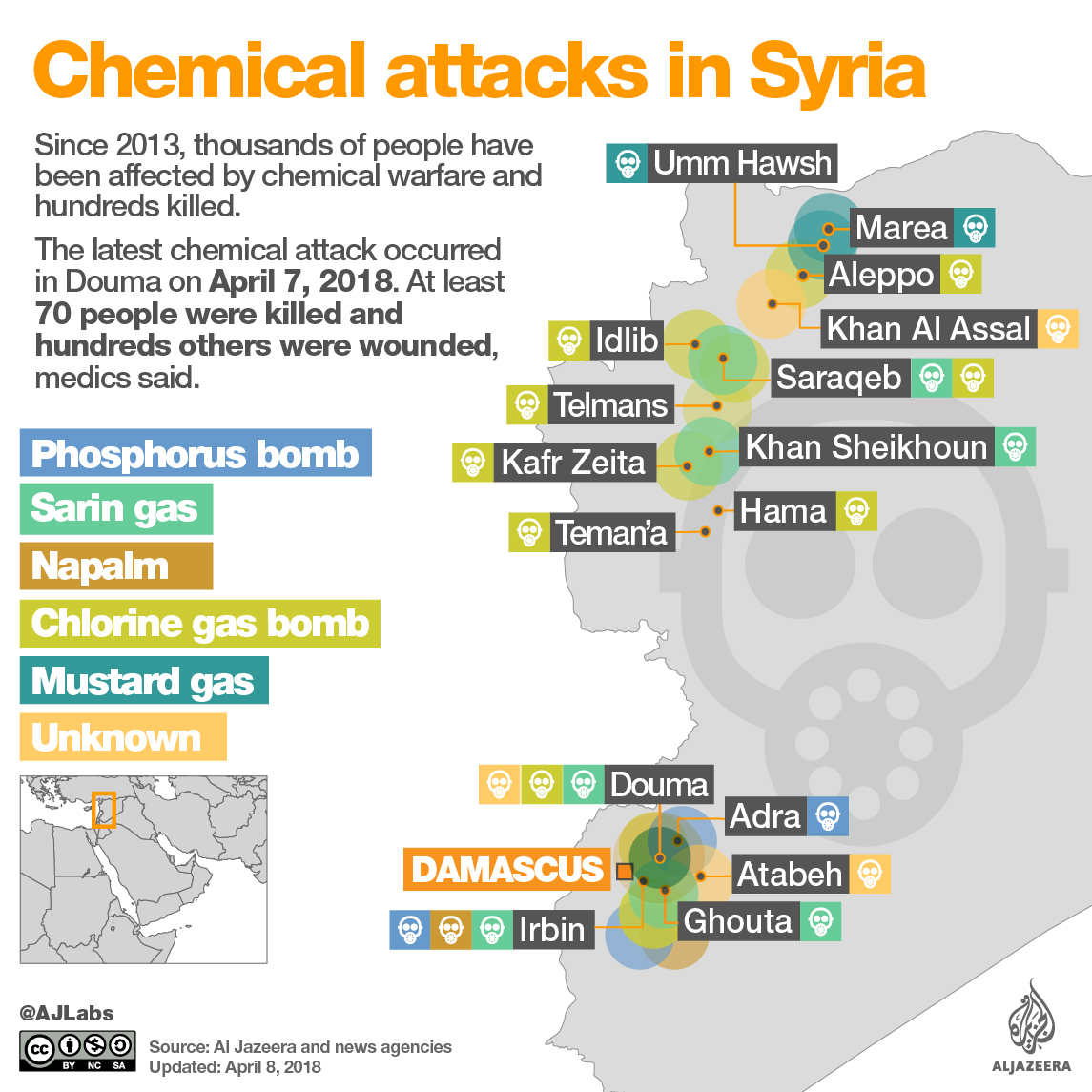 Chemical weapons watchdog to send investigators to Syria