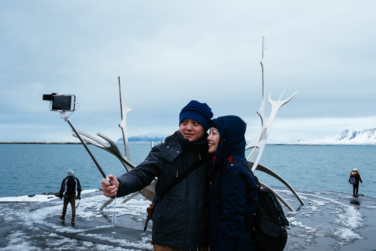 Since the eruption of the Eyjafjallajökull volcano in 2010, tourism in Iceland has broken records. According to the Icelandic Tourist Board, there was a 39 percent increase in the number of visitors in 2016, and total numbers could reach up to seven times the number of inhabitants by 2017. [Denis Meyer/Al Jazeera]