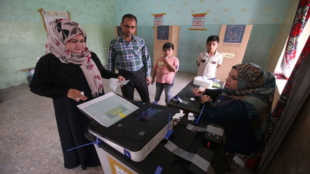 Big Turnout In Tunisia >> Low turnout as Iraqis vote for first time since ISIL defeat | Iraq News | Al Jazeera