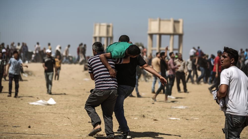 Gaza protests: All the latest updates   Palestine News   Al Jazeera
