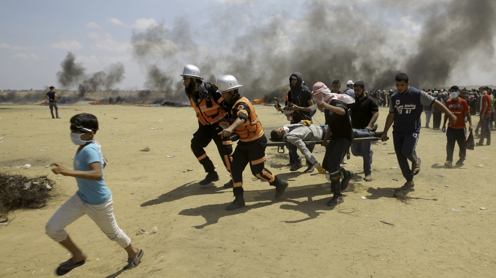Israel 'green lights' use of live ammunition against Palestinians