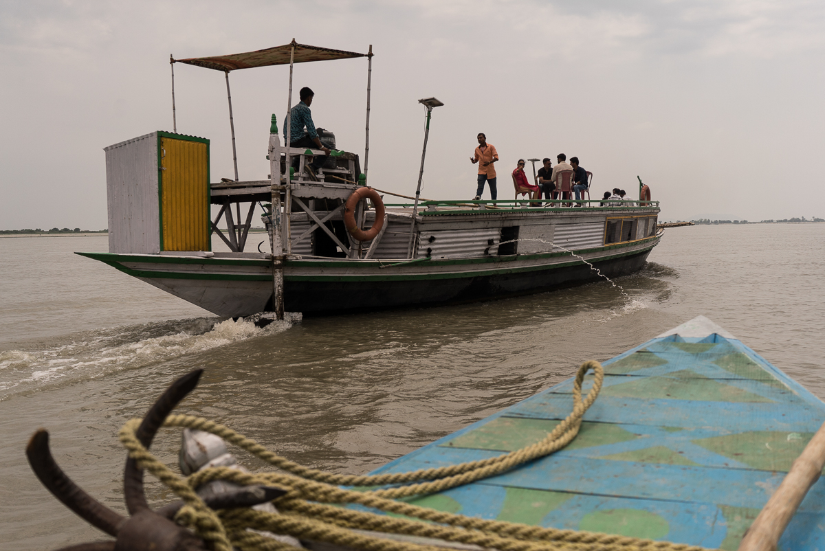 The Boat Clinics face bad weather, a challenging river and the difficulties of social and geographical exclusion. [Al Jazeera]