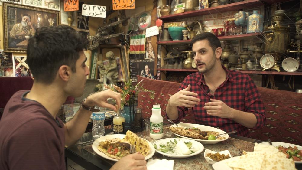 iranian restaurant essay