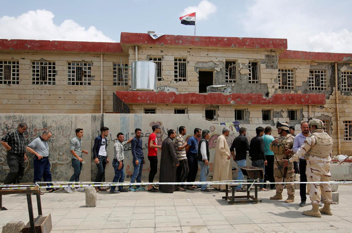 Week in pictures: From Iraq elections to Ramadan 2018 | | Al Jazeera