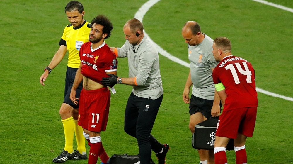 Mohamed Salah confident of being fit for World Cup