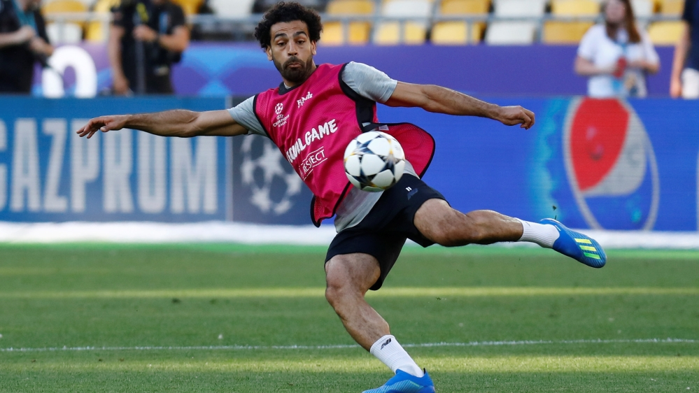 All eyes on Salah and Ronaldo ahead of Champions League final