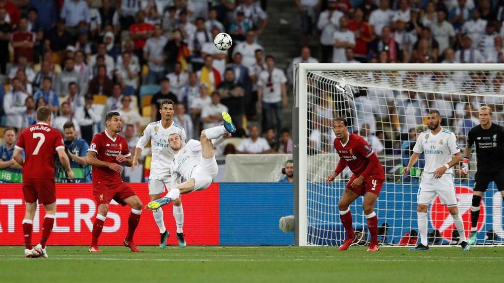 Liverpool Gegen Real Madrid