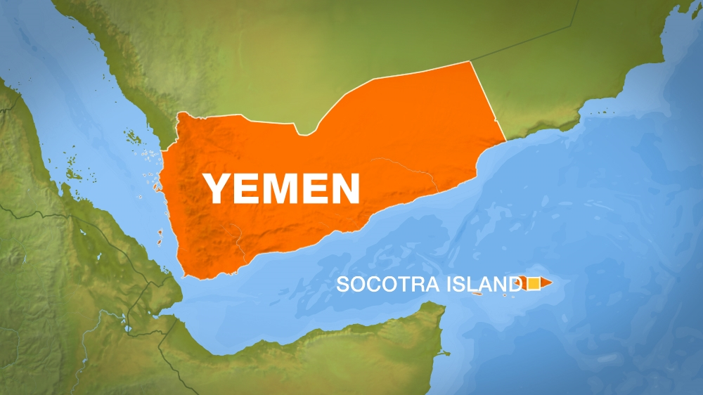 Yemen accuses UAE-backed separatists of staging a coup in Socotra thumbnail