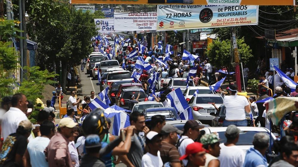 2013–2019 Nicaraguan protests