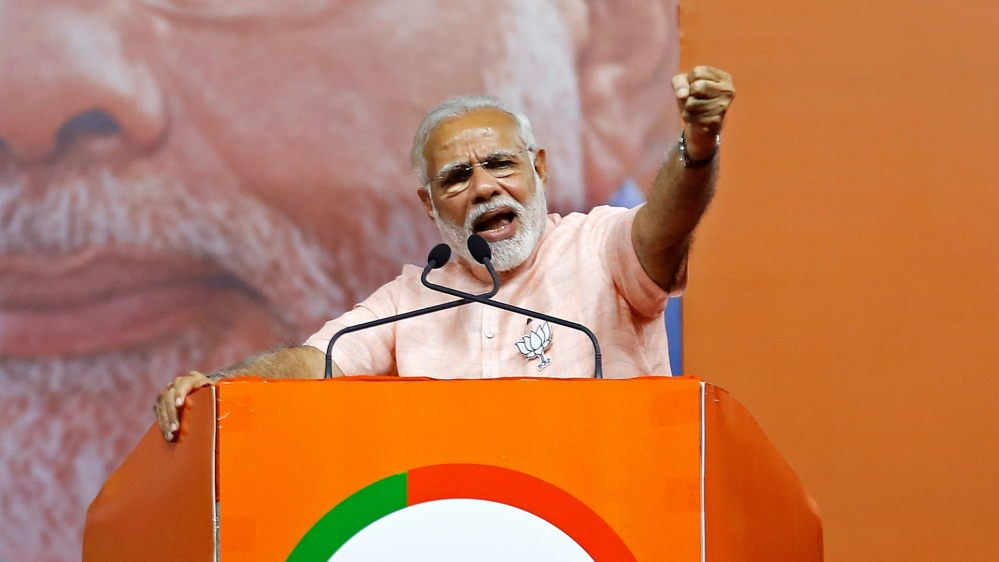 Discontent brews in India over Modi rule ahead of 2019 elections