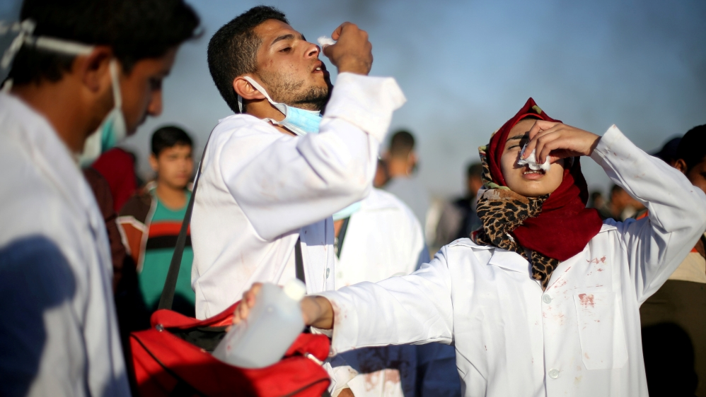 Gaza protests: All the latest updates | Palestine News ...
