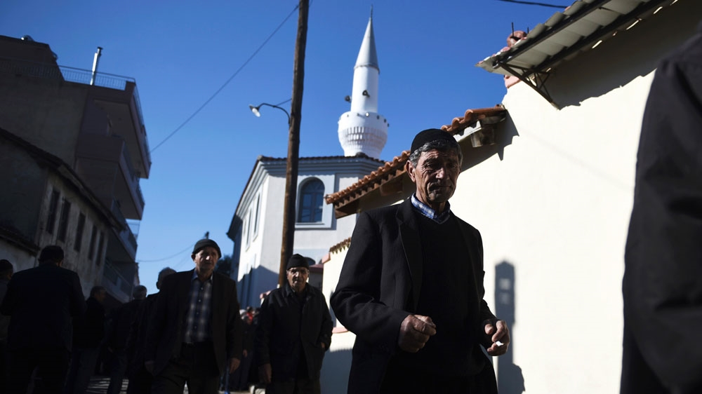 Greece's Muslims seek reform between civil and religious laws