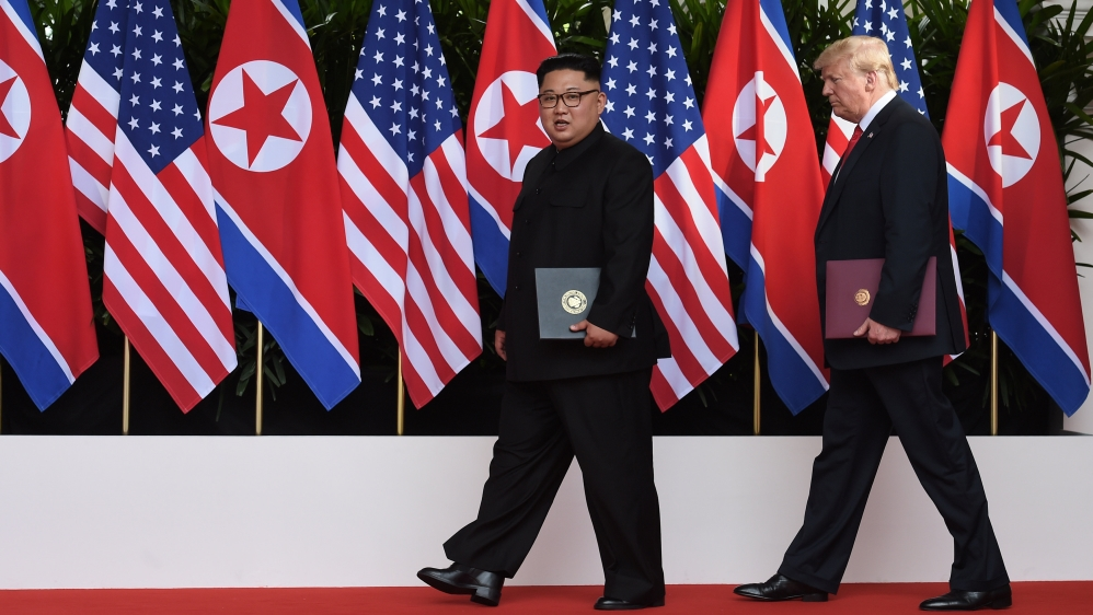 World leaders react to Kim-Trump summit