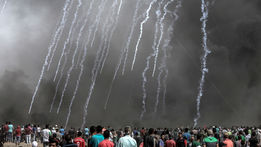 Israel's use of lethal force 'could amount to war crime'