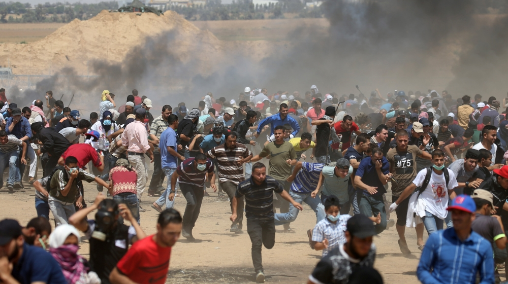 UN slams 'excessive' Israeli force against Palestinians in Gaza