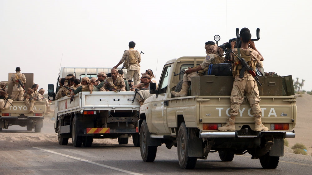 Four UAE soldiers killed in assault on Yemen's Hudaida thumbnail